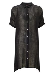 Phase Eight Ines oversized shirt