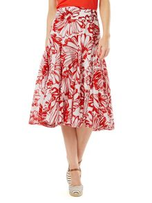 Phase Eight Penelope Floral Skirt