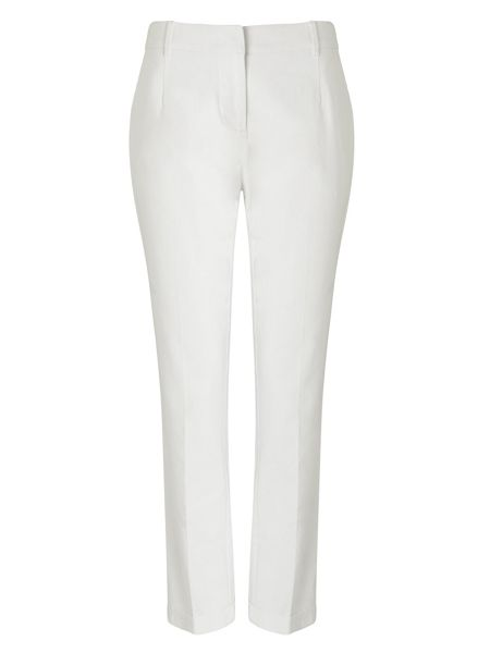 Phase Eight Jana Tapered Linen Trousers