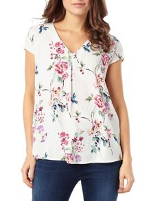 Phase Eight Paradise Print Blouse