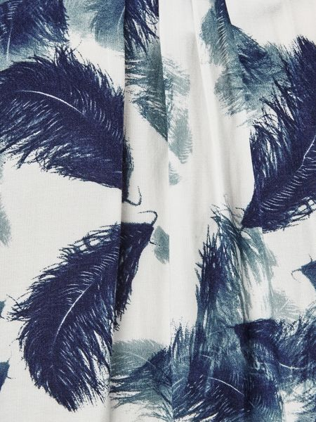 Phase Eight Erin Feather Print Blouse
