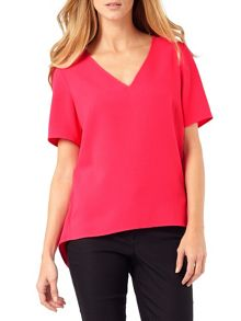 Phase Eight Danae crepe blouse