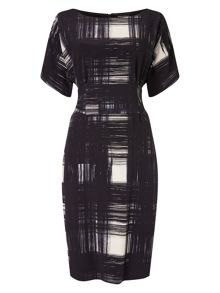 Phase Eight Joan check dress