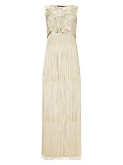 Lucille fringe dress