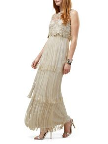Phase Eight Lucille fringe dress