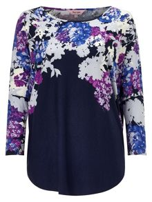 Phase Eight Eleonora print top