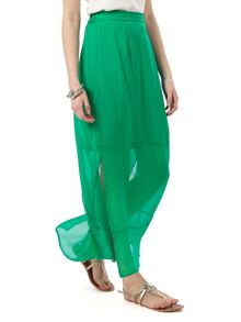 Phase Eight Cosima Silk Maxi Skirt