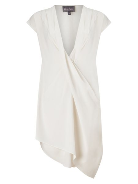 Phase Eight Joanna Twist Front Tunic