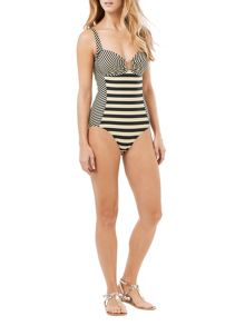 Phase Eight Stripe Swimsuit