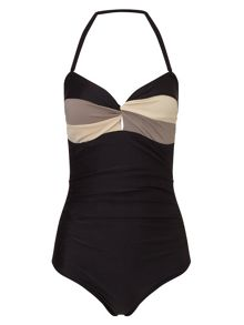 Phase Eight Colourblock Swimsuit