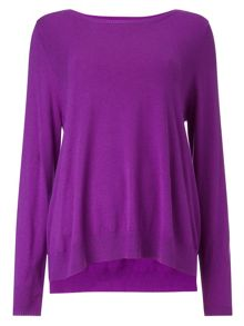 Phase Eight Esta swing knit jumper