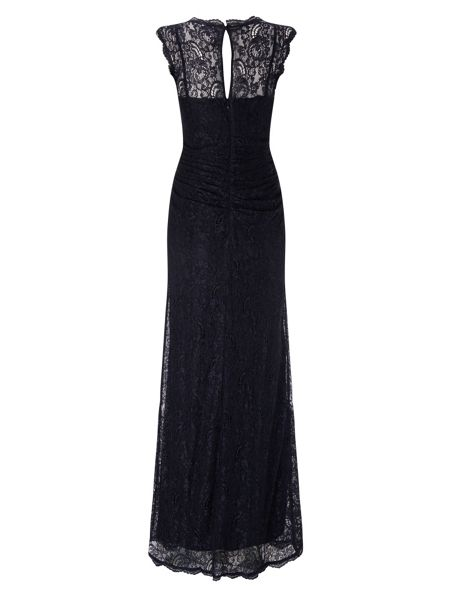 Phase Eight Savannah lace full length dress
