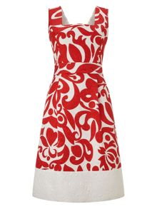 Phase Eight Jubilee print dress