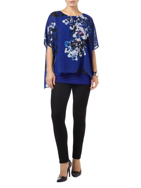 Phase Eight Sadie floral blouse