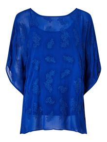 Phase Eight Guilia Embriodered Tunic