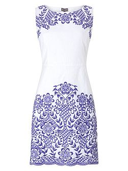 Eden Embroidered Dress