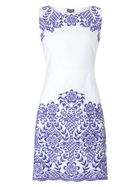 Phase Eight Eden Embroidered Dress