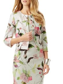 Lizzy floral jacket