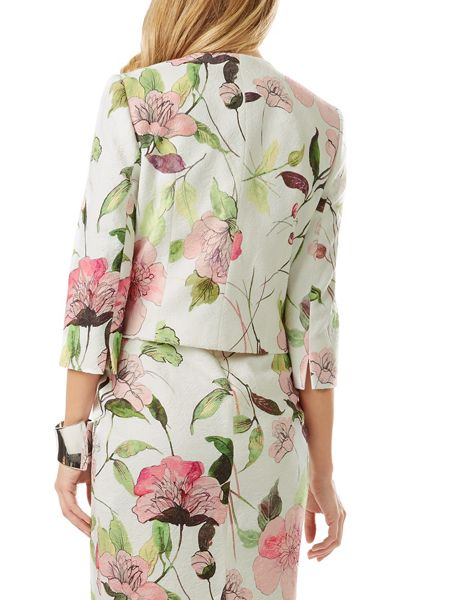 Phase Eight Lizzy floral jacket
