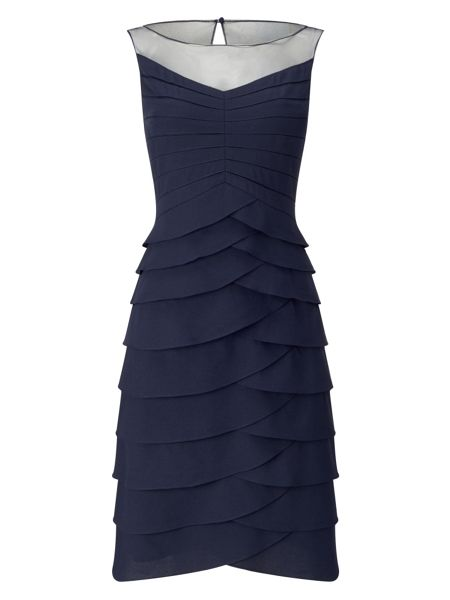 Phase Eight Evelina layered dress