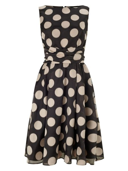 Phase Eight Hayley Spot Dress