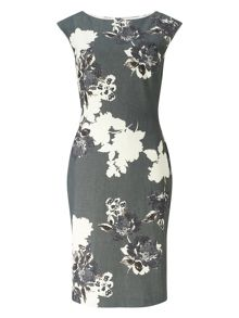 Phase Eight Analise print dress