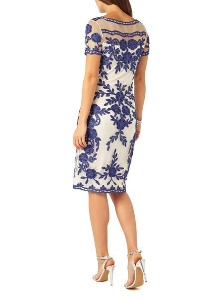 Phase Eight Sienna Tapework Dress