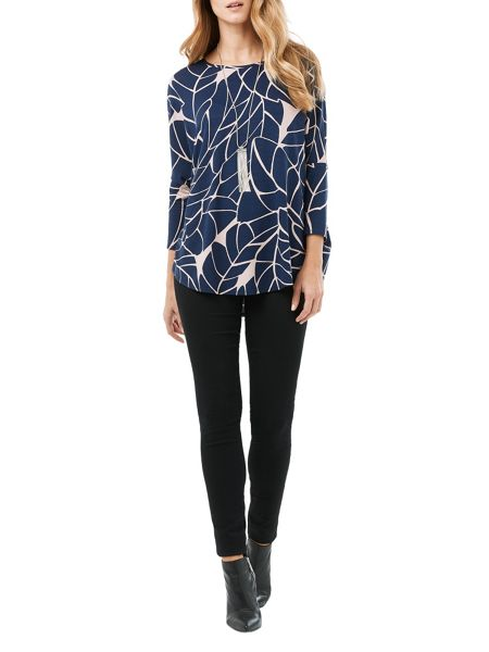 Phase Eight Kelsie Print Top