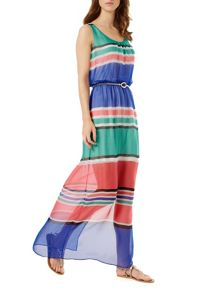 Phase Eight Elsa Stripe Maxi Dress