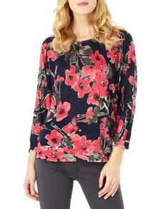 Phase Eight Phase Eight Willow Print Top