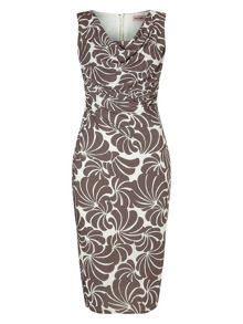 Phase Eight Cath print dress
