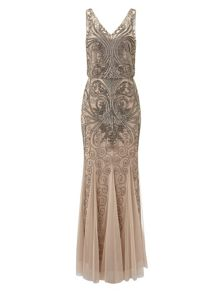 Phase Eight Louise Embellished Dress