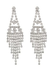 Alice chandelier earrings