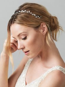 Phase Eight Lavinia crystal headband