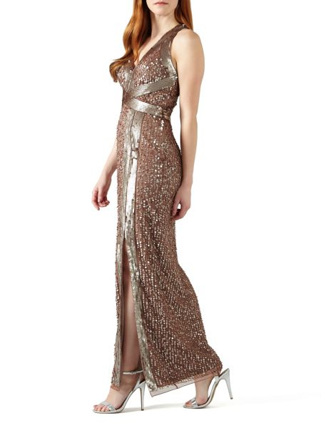 Phase Eight Raphael Sequinned Dress