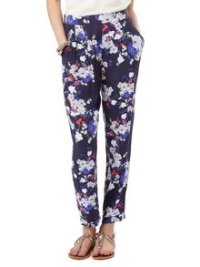 Phase Eight Faith Print Soft Trousers