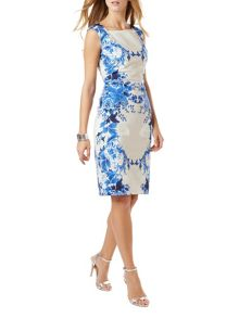 Phase Eight Porcelain print dress