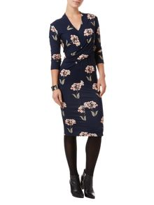 Phase Eight Monica print dress