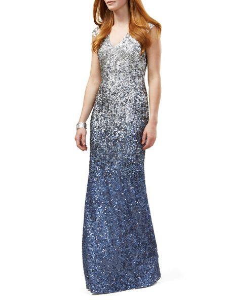 Phase Eight Charlie sequinned dress