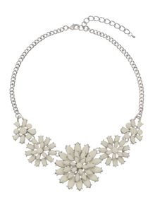 Phase Eight Thea flower necklace