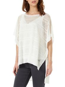 Phase Eight Dani Delicate Stitch Poncho