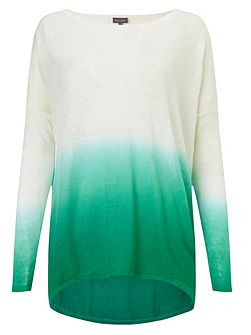 Dip Dye Elen Ellipse Jumper