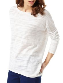 Phase Eight Slub Elen Ellipse Jumper