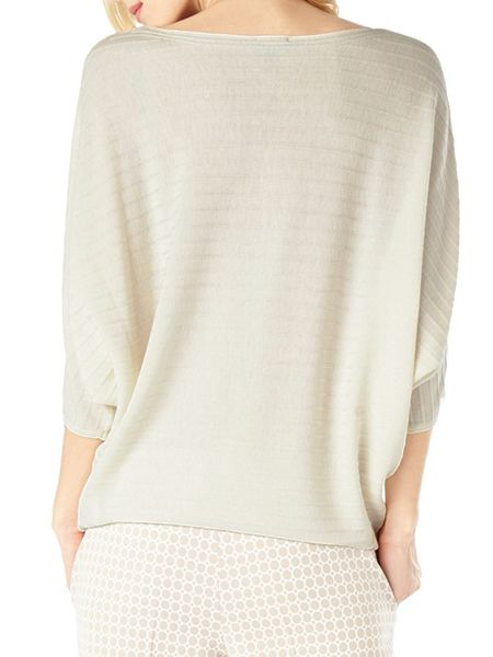 Phase Eight Rib becca batwing knit jumper