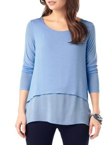 Phase Eight Plain ciera top