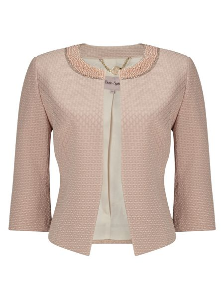 Phase Eight Belle Pearl Trim Jacket