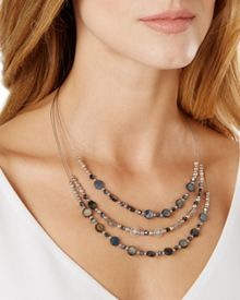 Olivia illusion necklace