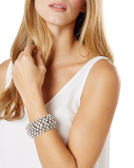 Phase Eight Jemma crystal stretch cuff