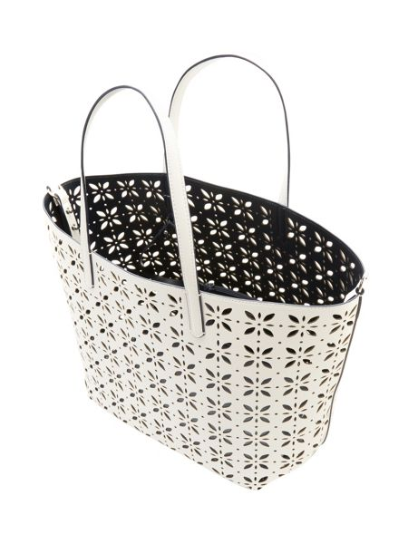 Phase Eight Emmy Laser-Cut Tote Bag