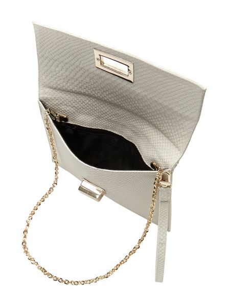 Phase Eight Ally Leather Clutch Bag